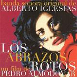 ETREINTES BRISEES (MUSIQUE DE FILM) - ALBERTO IGLESIAS (CD)