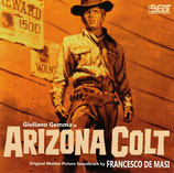 ARIZONA COLT (MUSIQUE DE FILM) - FRANCESCO DE MASI (CD)