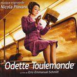 ODETTE TOULEMONDE (MUSIQUE DE FILM) - NICOLA PIOVANI (CD)
