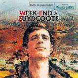 WEEK-END A ZUYDCOOTE (MUSIQUE DE FILM) - MAURICE JARRE (CD)