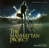 LE PROJET MANHATTAN (THE MANHATTAN PROJECT) - PHILIPPE SARDE (CD)