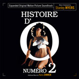 HISTOIRE D'O NUMERO 2 (MUSIQUE) - HANS ZIMMER / STANLEY MYERS (2 CD)