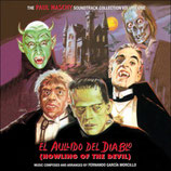 HOWLING OF THE DEVIL (MUSIQUE) - FERNANDO GARCIA MORCILLO (CD)