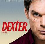 DEXTER SAISON 7 (MUSIQUE SERIE TV) - DANIEL LICHT - ROLFE KENT (CD)
