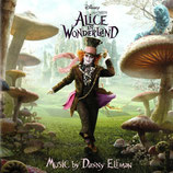 ALICE AU PAYS DES MERVEILLES (ALICE IN WONDERLAND) - DANNY ELFMAN (CD)