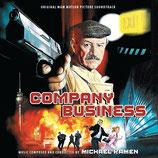 PATRIOTES (COMPANY BUSINESS) MUSIQUE - MICHAEL KAMEN (2 CD)