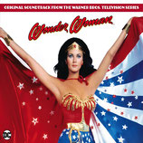 WONDER WOMAN (MUSIQUE DE SERIE TV) - CHARLES FOX (3 CD)