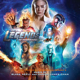DC : LEGENDS OF TOMORROW SAISON 3 (MUSIQUE) - BLAKE NEELY (CD)
