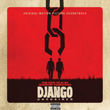 DJANGO UNCHAINED - ENNIO MORRICONE - JERRY GOLDSMITH (CD)