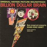 UN CERVEAU D'UN MILLIARD DE DOLLARS (MUSIQUE FILM) - RICHARD RODNEY BENNETT (CD)