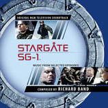 STARGATE SG-1 (MUSIQUE DE SERIE TV) - RICHARD BAND (2 CD)