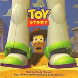 TOY STORY (DISNEY) - MUSIQUE DE FILM - RANDY NEWMAN (CD)