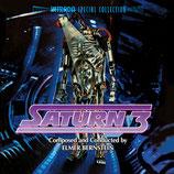 SATURN 3 (MUSIQUE DE FILM) - ELMER BERNSTEIN (CD)
