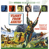 LES TROIS SOLDATS DE L'AVENTURE (FLIGHT FROM ASHIYA) - FRANK CORDELL (CD)