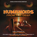 LES MONSTRES DE LA MER (HUMANOIDS FROM THE DEEP) - JAMES HORNER (CD)