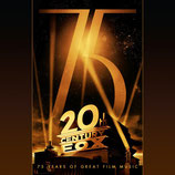20TH CENTURY FOX - 75 YEARS OF GREAT FILM MUSIC (COFFRET 3 CD)
