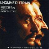 L'HOMME DU TRAIN (MUSIQUE DE FILM) - PASCAL ESTEVE (CD)