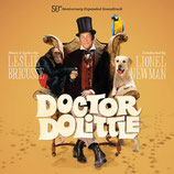 L'EXTRAVAGANT DOCTEUR DOLITTLE (MUSIQUE) - LESLIE BRICUSSE (2 CD)
