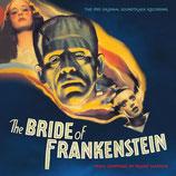 LA FIANCEE DE FRANKENSTEIN (MUSIQUE DE FILM) - FRANZ WAXMAN (CD)