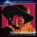 UN SHERIF A NEW-YORK (COOGAN'S BLUFF) MUSIQUE - LALO SCHIFRIN (CD)