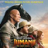 JUMANJI : NEXT LEVEL (MUSIQUE DE FILM) - HENRY JACKMAN (CDR)
