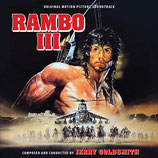 RAMBO 3 (MUSIQUE DE FILM) - JERRY GOLDSMITH (CD)