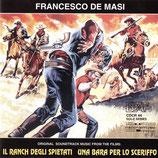 VIOLENCE EN OKLAHOMA (IL RANCH DEGLI SPIETATI) - FRANCESCO DE MASI (CD)