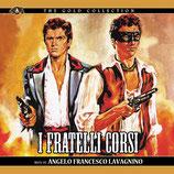 LES FRERES CORSES (MUSIQUE)  - ANGELO FRANCESCO LAVAGNINO (CD)