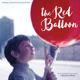 LE BALLON ROUGE (MUSIQUE DE FILM) - MAURICE LE ROUX (CD)