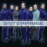 STAR TREK ENTERPRISE (MUSIQUE DE SERIE TV) - DENNIS McCARTHY (CD)