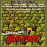 MARS ATTACKS ! (MUSIQUE DE FILM) - DANNY ELFMAN (CD)