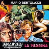 LA PADRINA (MUSIQUE DE FILM) - MARIO BERTOLAZZI (CD)