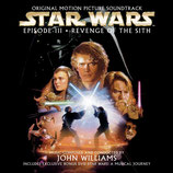 STAR WARS EPISODE 3, LA REVANCHE DES SITH (MUSIQUE) - JOHN WILLIAMS (CD)