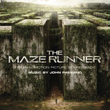 LE LABYRINTHE (THE MAZE RUNNER) MUSIQUE DE FILM - JOHN PAESANO (CD)