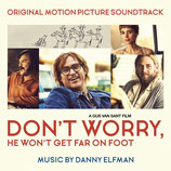 DON'T WORRY, HE WON'T GET FAR ON FOOT - DANNY ELFMAN (CD)