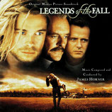 LEGENDES D'AUTOMNE (LEGENDS OF THE FALL) - JAMES HORNER (CD)