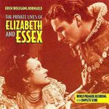 LA VIE PRIVEE D'ELISABETH D'ANGLETERRE - ERICH WOLFGANG KORNGOLD (CD)
