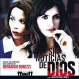 SANS NOUVELLES DE DIEU (MUSIQUE DE FILM) - BERNARDO BONEZZI (CD)