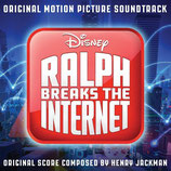 RALPH 2.0 (RALPH BREAKS THE INTERNET) MUSIQUE - HENRY JACKMAN (CD)