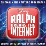 RALPH 2.0 (RALPH BREAKS THE INTERNET) MUSIQUE - HENRY JACKMAN (CD)