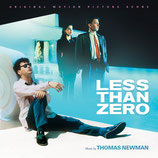 NEIGE SUR BEVERLY HILLS (LESS THAN ZERO) - THOMAS NEWMAN (CD)
