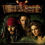 PIRATES DES CARAIBES 2 : LE SECRET DU COFFRE MAUDIT - HANS ZIMMER (CD)