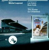 LE MANS / LE CHASSEUR (MUSIQUE DE FILM) - MICHEL LEGRAND (CD)