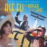 ACE ELI & RODGER OF THE SKIES - ROOM 222 - JERRY GOLDSMITH (CD)