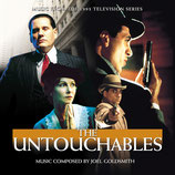 LE RETOUR DES INCORRUPTIBLES (THE UNTOUCHABLES) - JOEL GOLDSMITH (2 CD)