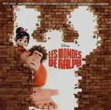 LES MONDES DE RALPH (MUSIQUE DE FILM) - HENRY JACKMAN (CD)