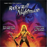 ROCK'N'ROLL NIGHTMARE (MUSIQUE DE FILM) - JON MIKL THOR (CD)