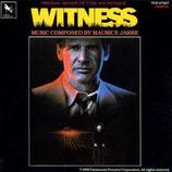 WITNESS (MUSIQUE DE FILM) - MAURICE JARRE (CD)