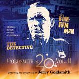 LE DETECTIVE /  UNE SACREE FRIPOUILLE (MUSIQUE) - JERRY GOLDSMITH (CD)
