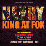 HENRY KING AT FOX (MUSIQUE DE FILM) - ALFRED NEWMAN (5 CD)